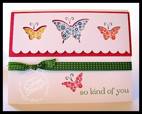 So Kind Butterfly