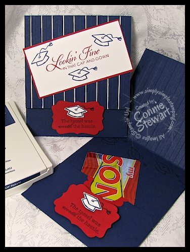 Flash Card 2.0 - Graduation Gift Card holder 1