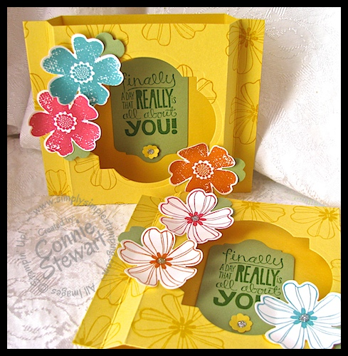 Flower Shop Shadow Box Flash Card 2.0