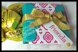 Flash Cards 2.0 - Treat Holders www.simplysimplestamping.com