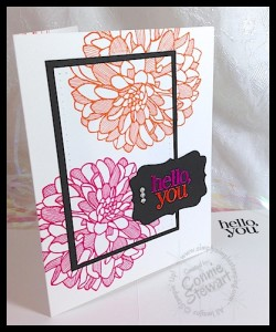 Flash Card Double Time - www.SimplySimpleStamping.com
