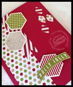 Flash Card  2.0 Christmas DSP - www.SimplySimpleStamping.com