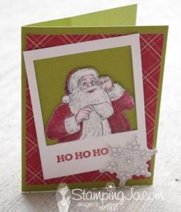 Stampin' Gals Gone Wild - Santa's List - www.SimplySimpleStamping.com
