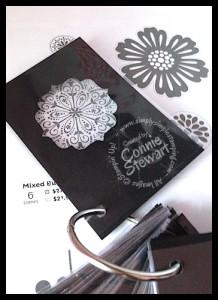 Punch Book Template - www.SimplySimpleStamping.com