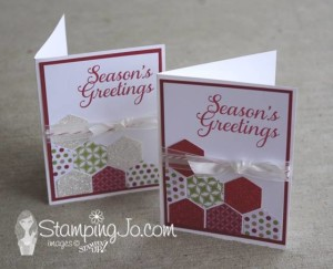 Stampin' Gals Gone Wild - www.SimplySimpleStamping.com