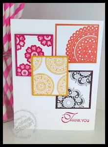 Flash Cards Four Ways - www.SimplySimpleStamping.com