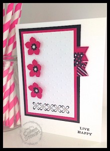 Stampin' Gals Gone Wild Wednesday Freebie - check it out at www.SimplySimpleStamping.com
