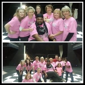 Steel Magnolias Cast & Crew - Shawnee Little Theatre, February 2014