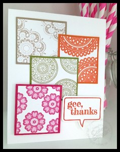 """Already Ready Already"" Video Tutorial - create 7 cards from 4 Flash Card 2.0. - www.SimplySimpleStamping.com"