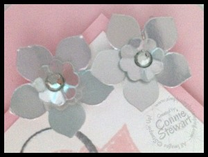 Steel Magnolias Flash Card - www.SimplySimpleStamping.com