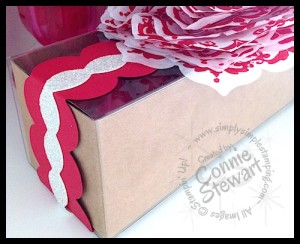 Tissue Paper Flowers - Floral Frames Framelits - Stampin' Gals Gone Wild Wednesday Freebie - check it out at www.SimplySimpleStamping.com