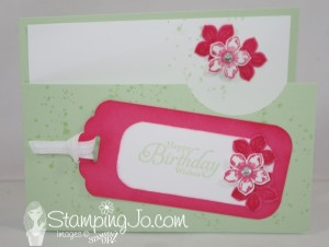 Stampin' Gals Gone Wild Wednesday - www.SimplySimpleStamping.com