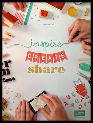 2014-2015 Stampin' Up catalog - www.SimplySimpleStamping.com