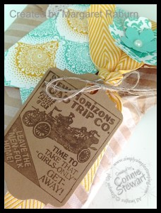 Road Trip Gifties - created by Margaret Raburn - www.SimplySimpleStamping.com
