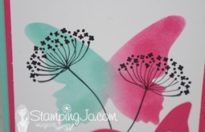 Stampin' Gals Gone Wild Wednesday FREEBIE - Free Video Tutorial - www.SimplySimpleStamping.com