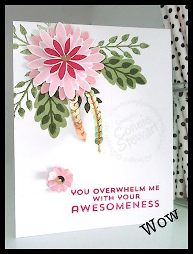 Stampin Up! Flower Patch - frpinterestcom