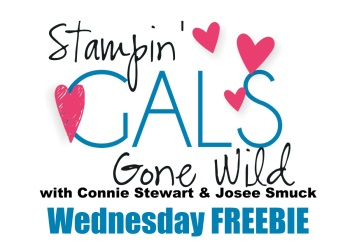 Stampin' Gals Gone Wild Wednesday Video - www.SimplySimpleStamping.com