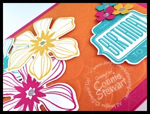 Striped Scallop Thinlit - use it for an embossed background - www.SimplySimpleStamping.com