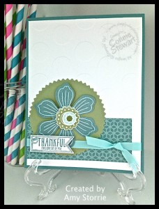 My favorite Convention Swaps - www.SimplySimpleStamping.com