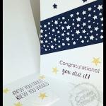 FLASH CARD 2.0 - Confetti of Congratulations Card by Connie Stewart - www.SimplySimpleStamping.com