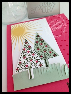 FLASH CARDS by Connie Stewart - Festival of Trees Bundle - order yours at www.SimplySimpleStamping.com