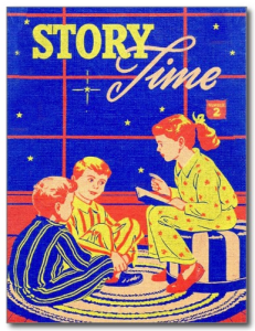 Story Time at www.SimplySimpleStamping.com