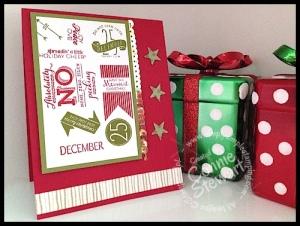 FLASH CARD - Christmas Tagables - www.SimplySimpleStamping.com