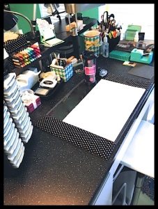 Connie's Craft Room Horror:  The Day After - www.SimplySimpleStamping.com