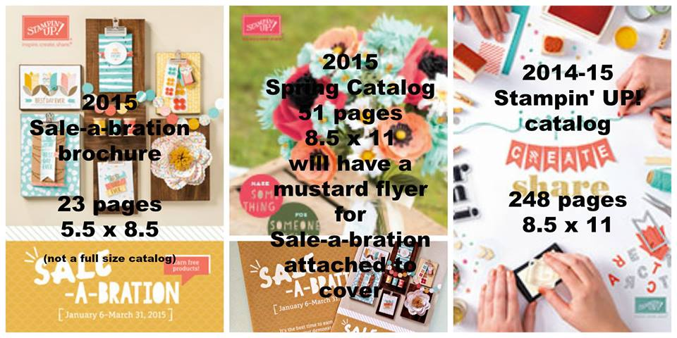 Sale-a-Bration / Occasions Catalog /  Annual Catalog - www.SimplySimpleStamping.com