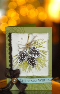 December2014 Make Something of It (Mach was draus) Blog Hop - Created by Monica Gale - www.SimplySimpleStamping.com