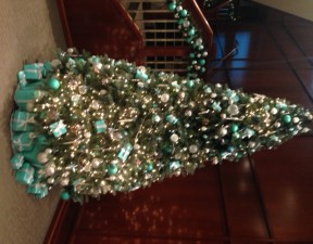 Christmas at Tiffany's in Chicago