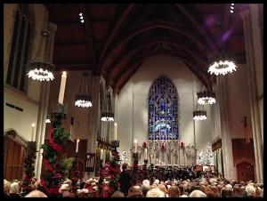 Oklahoma City University - Christmas Vespers - December 12, 2014