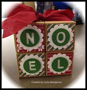 INK Demos Christmas Gift Exchange - www.SimplySimpleStamping.com