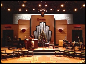 "Oklahoma City University - ""It's a Wonderful Life Radio Show"" - December 12, 2014"
