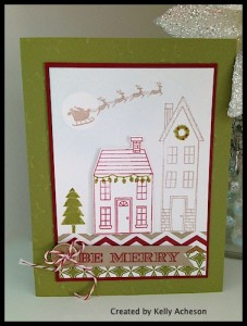 YouStamp YouShare - created by Kelly Acheson - shared by www.SimplySimpleStamping.com