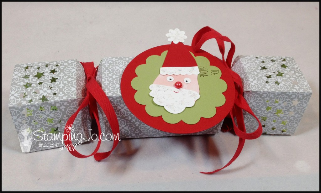 STAMPIN' GALS GONE WILD WEDNESDAY – CHRISTMAS CRACKER – Take Two