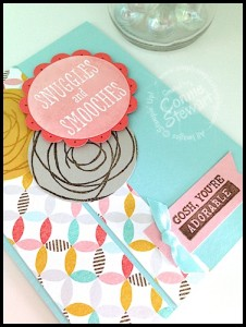 Stampin' Gals Gone Wild Weekend Sketch Challenge!  January 16, 2015 - www.SimplySimpleStamping.com