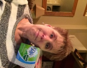 Thanks Puffs with Vicks!