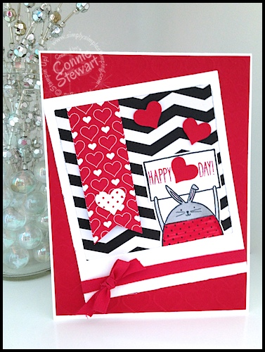 You Can Create It International Blog Hop - Created by Connie Stewart - www.SimplySimpleStamping.com