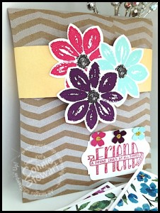 Painted Blooms Quick Cards - www.SimplySimpleStamping.com - video tutorial February 19, 2015