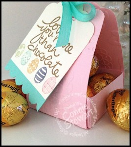 Lovely Amazing You Easter box by Connie Stewart - www.SimplySimpleStamping.com - March 11, 2015