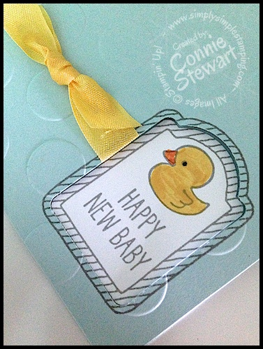 FLASH CARD 2.0 video - 2 for 1 One Tag Fits All Cards by Connie Stewart - www.SimplySimpleStamping.com - April 13, 2015 blog post