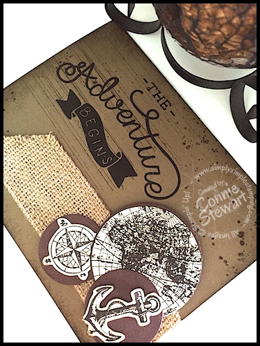 Stampin' Gals Gone Wild Weekend Challenge - May 15, 2015 - join us at www.SimplySimpleStamping.com