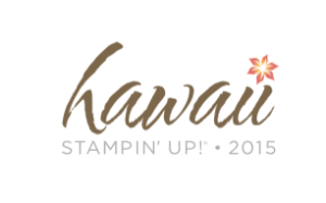 Stampin' Up Grand Vacation to Hawaii 2015 - www.SimplySimpleStamping.com
