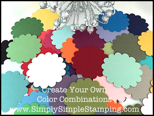 2-Minute Tuesday Tip – Create Your Own Color Combinations