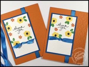 Flash Card/2- Minute Tuesday Tip Video - Faux Bows - www.SimplySimpleStamping.com - August 18, 2015