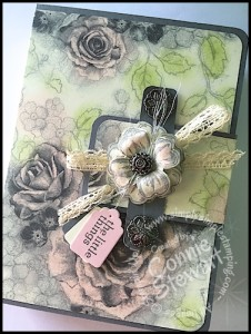 """September's """"Let's Get Creative"""" exclusive video & tutorial - coming September 1, 2015 at www.SimplySimpleStamping.com"""