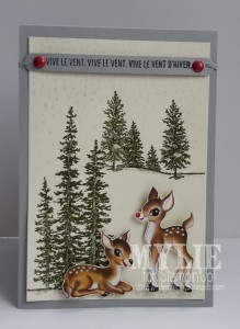 """Emilie Veyssilier's creation for """"You Can Create It International"""" - see all the samples at www.SimplySimpleStamping.com - December 1, 2015 blog post"""