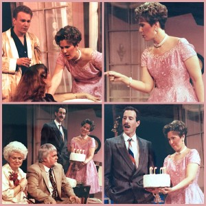 Cat on a Hot Tin Roof - Civic Theatre of Greater Lafayette, Indiana 1991 - Connie Stewart, John David Collier, Sean M. Johnson, Nikki Dice, Dean M. Hunter, Barbara Abbate