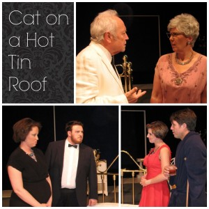Cat on a Hot Tin Roof - Shawnee Little Theatre - February 2016